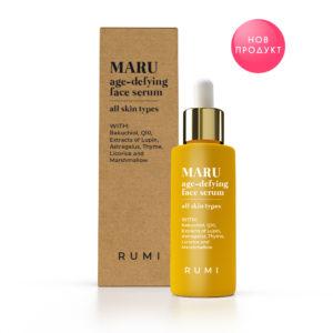 Божествен еликсир за зряла кожа MARU - Rumi
