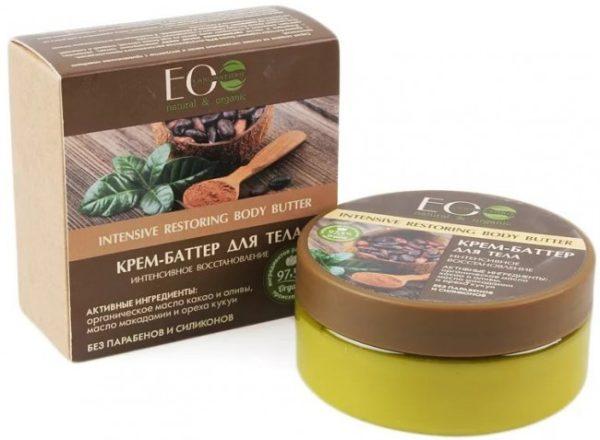Гръцко крем - масло за тяло за интензивно възстановяване - EcoLab