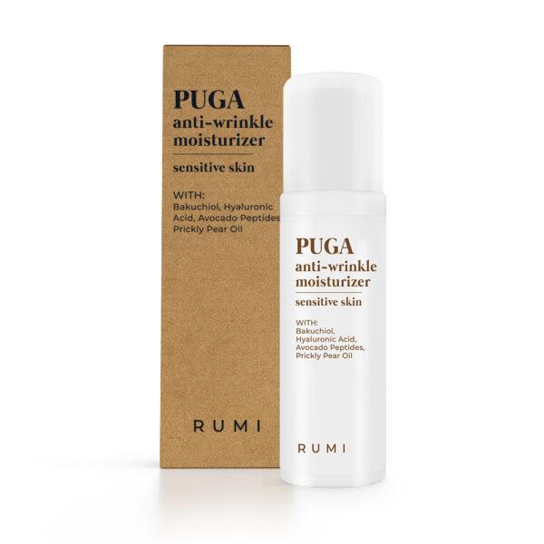 Дневен крем против бръчки PUGA - Rumi