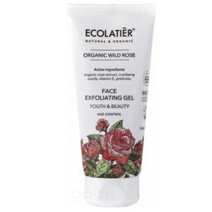 Face Exfoliating Gel ORGANIC WILD ROSE