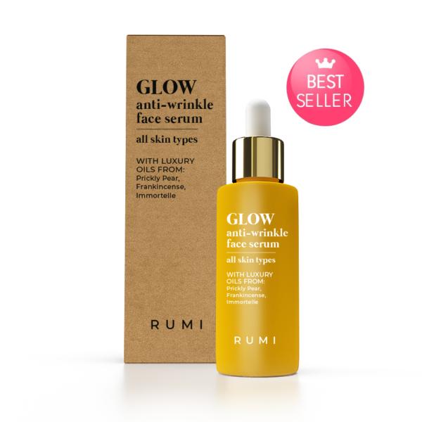 Серум против бръчки GLOW - Rumi