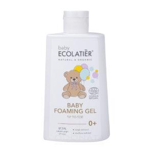 Бебешка гел-пяна 0+ - ECOLATIER