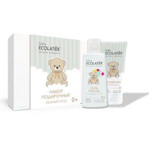 Бебешки подаръчен комплект - ECOLATIER