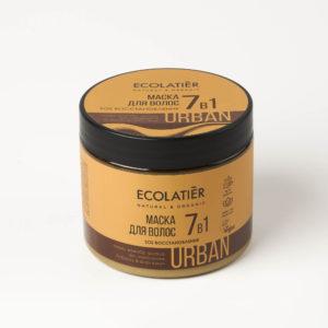 Маска за коса SOS Recovering 7в1 - ECOLATIER