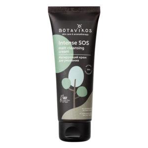 Maтиращ крем за измиване на лице за мазна кожа и пори - INTENSE S.O.S - Botavikos